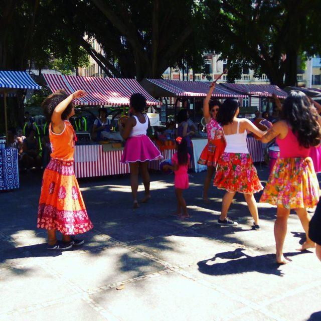 Maracatu gente lt3 S de mulheres Baque Mulher A feirahellip