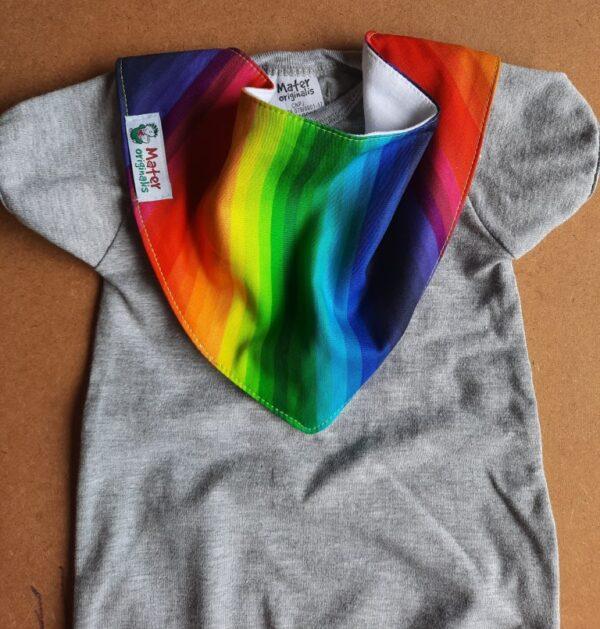 babador arco-íris